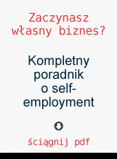 poradnik selfemployera